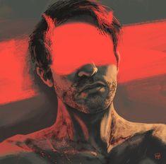 Daredevil on Behance