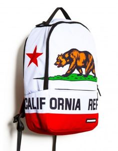 Sprayground Backpacks, Bags, and Accessories - Cali Trippin' Deluxe Backpack
