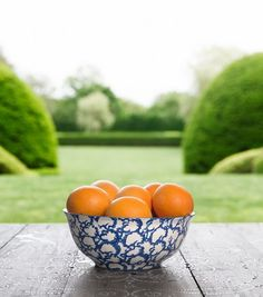 One of our favorite ways to say Happy Mother's Day... Tory Burch Spongeware Serving Bowl
