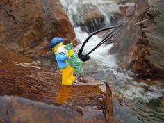Lego Collectible Minifigures Series 3 : Fisherman
