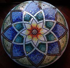 mandala mosaic - Google Search