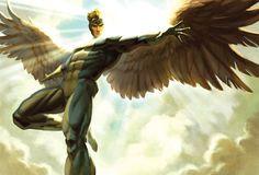 Marvel ANGEL pics | Bigmac Attack: Sideshow Stuff!