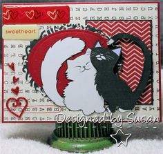 TheEastWind Challenge Blog: Show Room : Challenge #1 - Susan's Card Up Close And Personal