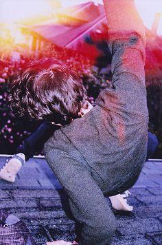 rooftop break dancin | Olivia Bee | Flickr