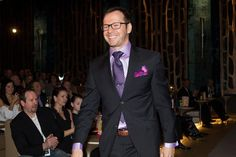 Love a man in a suit! Oh Donnie!