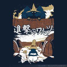 Angriff auf Walzer Final Fantasy / Attack auf Titan von LimitBreaks