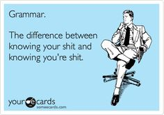grammar someecards