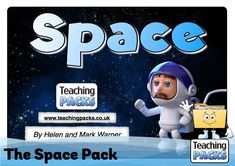 Help your children to explore the wonders of space with our enormous teaching resource pack! It's filled with child-friendly reference materials, eye-catching display posters and a wide range of activity resources.