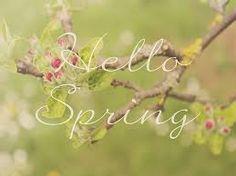 Keptalalat A Kovetkezore Hello Spring Wallpaper