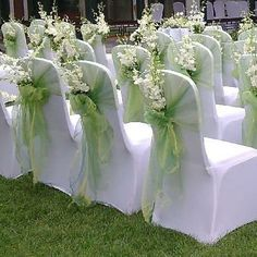 New wedding table cloth ideas chair covers 33 Ideas Wedding Chair Sashes, Wedding Chairs, Wedding Table, Diy Wedding, Rustic Wedding, Wedding Chair Covers, Wedding Reception, Wedding Ideas, Trendy Wedding