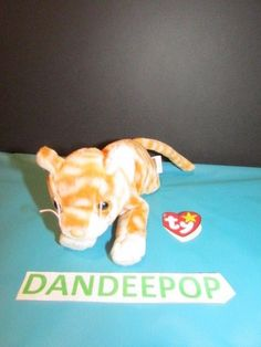 People also love these ideas. TY Beanie Baby - SNEAKY the Leopard ... 9317700d362c