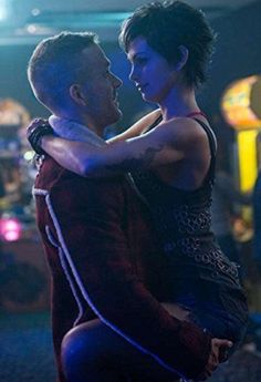 A gallery of Deadpool publicity stills and other photos. Featuring Ryan Reynolds, Morena Baccarin, Brianna Hildebrand, Ed Skrein and others. Morena Baccarin Deadpool, Wade And Vanessa, Vanessa Carlysle, Deadpool Film, Deadpool 2016, Deadpool Quotes, Deadpool Art, Dead Pool, Stargate
