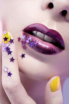 face bling on Pinterest | Face Art Lashes and Lips