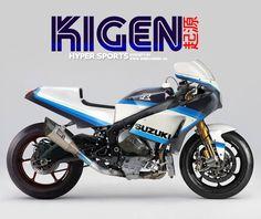 "Racing Cafè: Racing Concepts - Suzuki GSX-R 1000 ""Kigen"" by Spe..."
