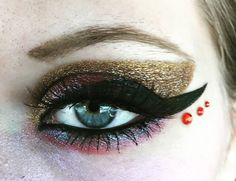 Duochrome Eyeshadow, Makeup Yourself, Vegas, Makeup Looks, Rocks, Halloween Face Makeup, Homemade, Shop, Etsy