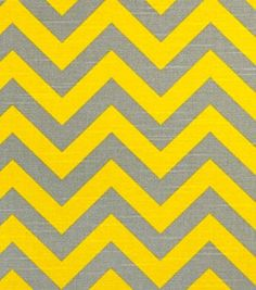 I would love to re upholster our new dining chairs with this... But my husband hates chevron for some reason :-(
