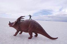 トリック 恐竜