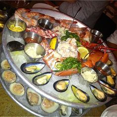 Towers Of #Seafood $115 at #CatchNYV