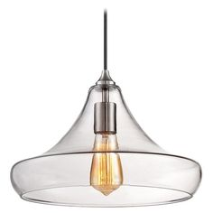 "View the Minka Lavery 2262-84 1 Light 9"" Height Full Sized Pendant at LightingDirect.com."