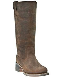 Women's Mercer St. Boot - Tan Cheyenne