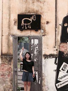Penang Armenian Art Street Open Art, Mural Art, Contemporary Artists, Centre, Street Art, Wall Art, Mural Wall Art, Mural Painting, Wall Paintings