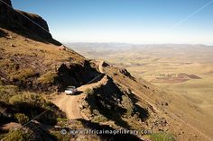 Naude's Nek Pass in the Central Karoo, South Africa