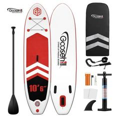 The Goosehill Sport Rainbow R Passion Inflatable SUP board is a versatile paddle board that can be used for different purposes. With the SCE technology used in the manufacturing process, it feature. Hobie Mirage, Inflatable Sup Board, Sup Accessories, Surfboard Fins, Sup Boards, Sup Paddle, Sup Yoga, Paddle Boarding, Water Sports