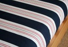 Lilly and Lolly Nautical Stripe Double Doona Cover