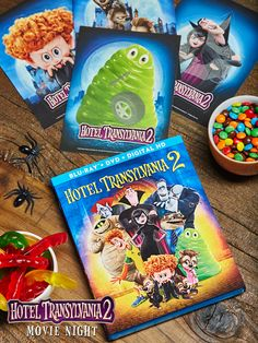 Little monsters! When you buy Hotel Transylvania 2 on Blu-ray at Target, it comes with exclusive Glow in the Dark stickers too, so the spooky fun lasts long after the movie is over.