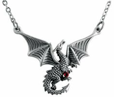 Majestic.  Braxus Dragon Pendant Collectible Necklace Accessory Serpent Jewelry Summit, http://www.amazon.com/dp/B0036RS19Q/ref=cm_sw_r_pi_dp_FKuSqb1GWM9R3