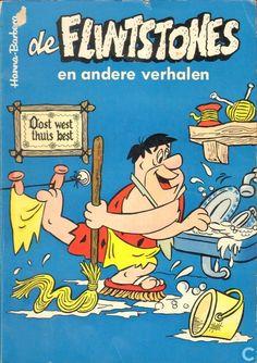 The Flintstones - We hadden een abonnement op dit tijdschrift