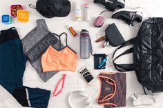 Your Essential Guide on What to Bring to The Gym!! Wondering what to bring to the gym and what to put in a gym bag, well to help you organize and pack your gym bag here is a list of necessary items from footwear, toiletries, personal care, wipes and first aid too #Gym #packagymbag #gymbag