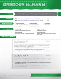basel resume layout and business