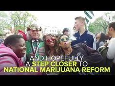 'Smoke-in' protest leads to Weed Summit at White House | NowThis