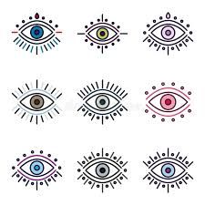 3rd Eye Tattoo, Third Eye Tattoos, Creepy Eyes, Spooky Eyes, Eye Stickers, Cartoon Stickers, Space Phone Wallpaper, Eye Illustration, Eye Logo