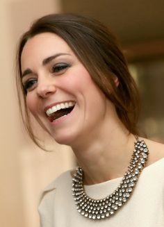 Kate Recycles White Roland Mouret Gown for Mandela Film