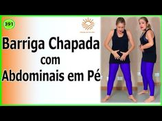 Zumba, Relax, Exercise, Yoga, Youtube, Standing Ab Exercises, Ab Workouts, Flat Tummy Workout, Diets