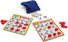 Alphabet Bingo Game