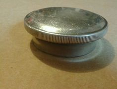 1930 1931 FORD MODEL A GAS FUEL CAP STAINLESS STEEL FACTORY ORIGINAL RAT ROD #FORDMODELA