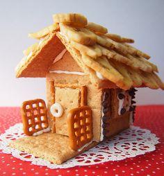 graham cracker house - Google Search