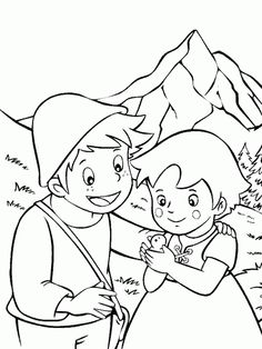 heidi_coloring_pages_003.gif (450×600)  :)