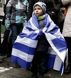 Greek Beauty, Thessaloniki, Plaid Scarf, Greece, Windbreaker, Cyprus, Homeland, Pride, Random