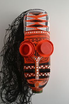 My Recycled mask