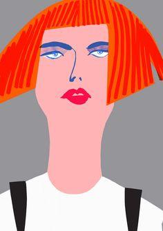 Fashion Illustration - www.luciesheridan.com