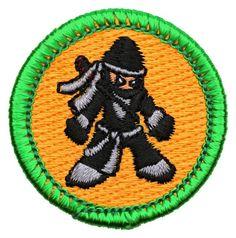 Ninja Merit Badge