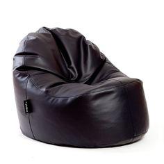Puf Lounge Polipiel  Negro