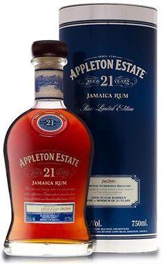 Appleton Estate 21 Year Jamaican Rum