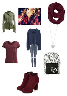 """""""cute"""" by geor6900 on Polyvore featuring Topshop, Accessorize, Aéropostale, Athleta, MANGO and Object Collectors Item"""