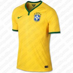 Vente Maillot Bresil Domicile Coupe du monde 2014 Boutique