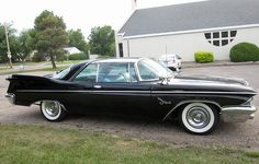 1960 Imperial Crown Southampton hardtop coupe